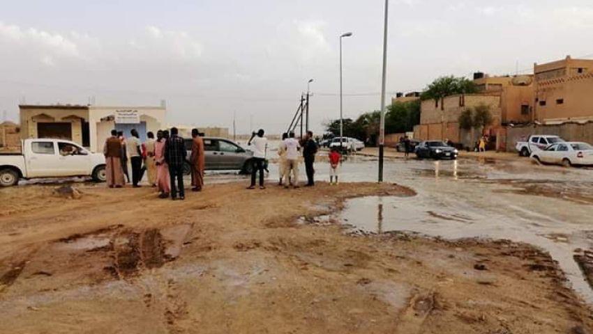 في أول أيام العيد.. «غات ليبيا» مدينة منكوبة