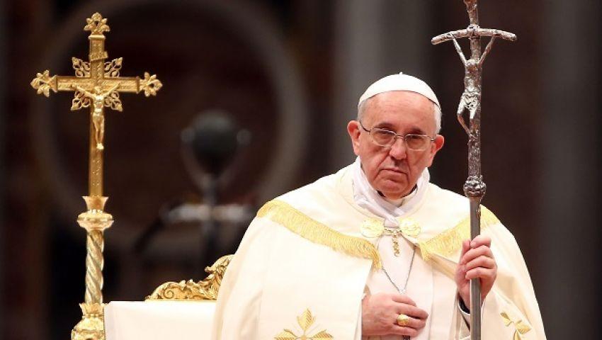بابا الفاتيكان يعتزم زيارة أوروبا
