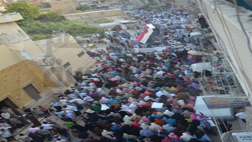 خريطة مسيرات مليونية كسر الانقلاب بالفيوم