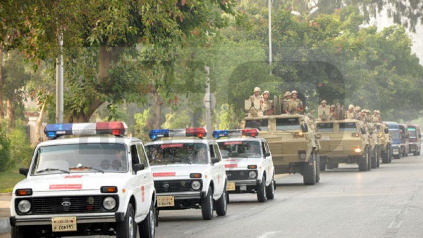 طوارىء بجميع وحدات الجيش مع قرب انتهاء المهلة