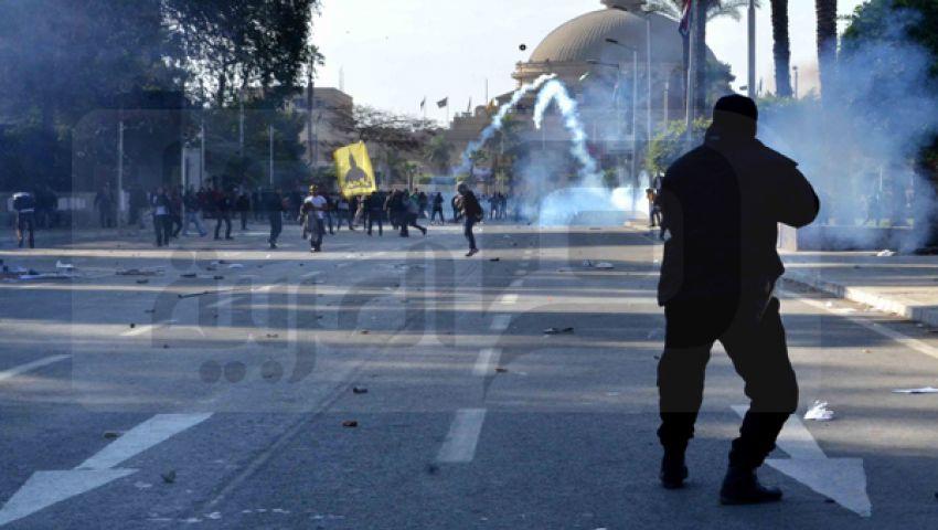 النيابة تطالب بكشف المتورطين في أحداث جامعة القاهرة
