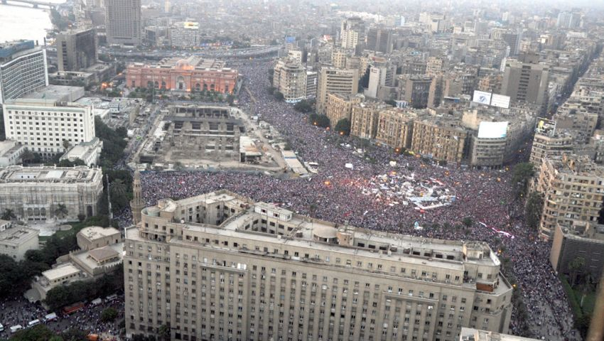 كيف انقلب السيسي على مرسي؟