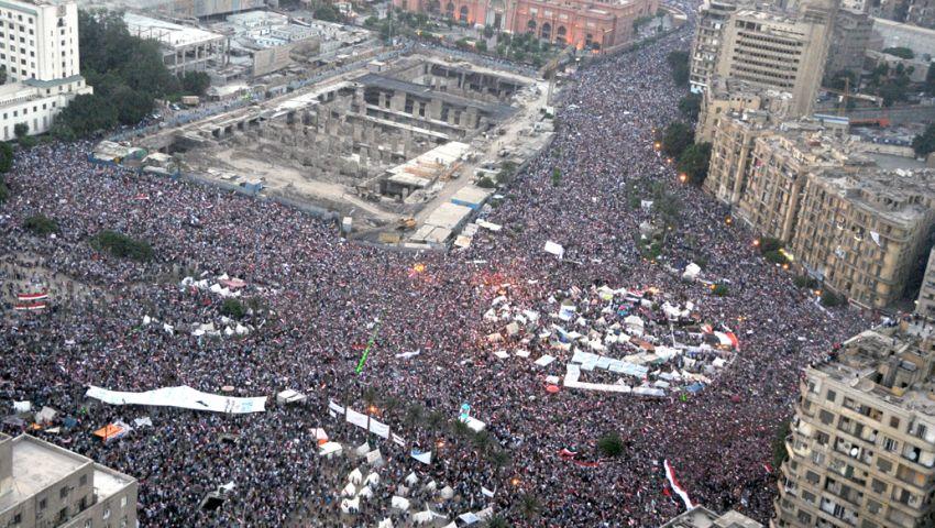 دعوات لـ حماية الشرعية وحماية 30 يونيو بالغربية