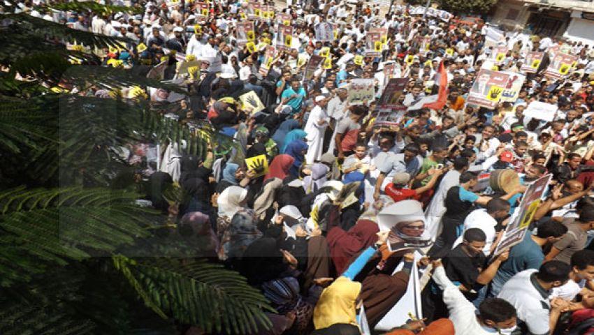 تحالف الشرعية يدعو للتظاهر في التحرير ورابعة