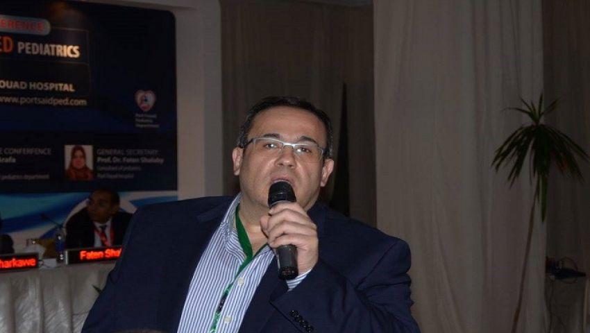 فيديو  آخر وصية للطبيب المصري قبل وفاته بكورونا
