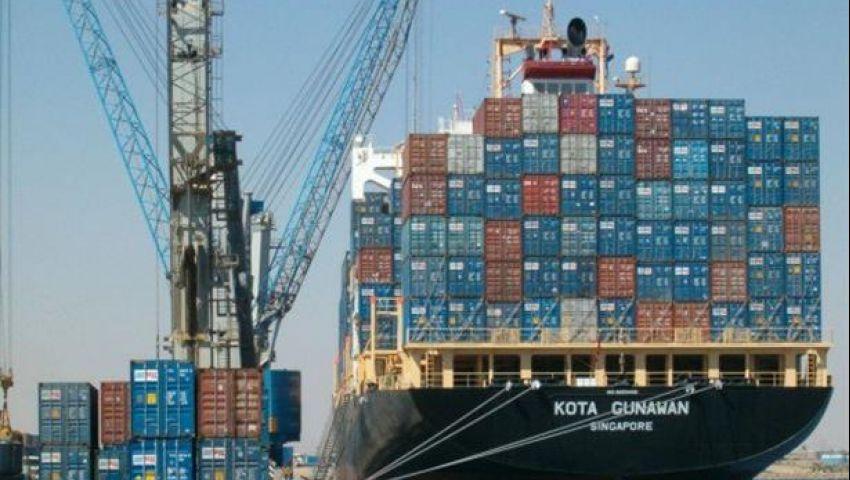 6.9 مليار دولار حجم التبادل التجاري بين مصر وأفريقيا  2018
