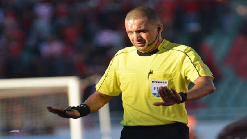المغربي رضوان جيد يقترب من إدارة قمة النهائي الأفريقي
