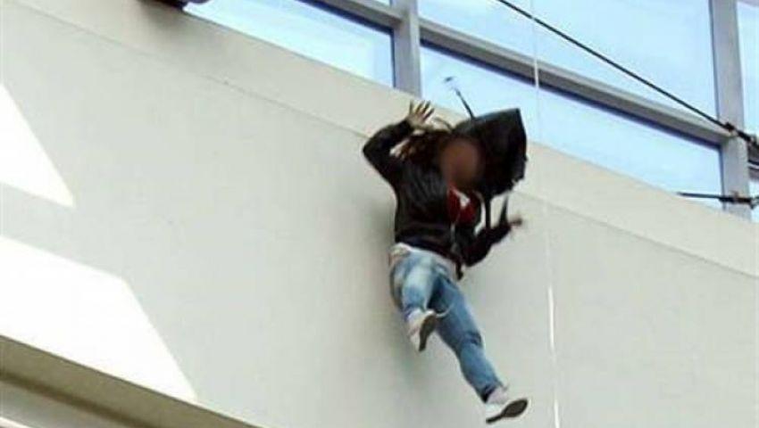 زوجة تلقى بضرتها من الطابق الخامس فى الإسكندرية