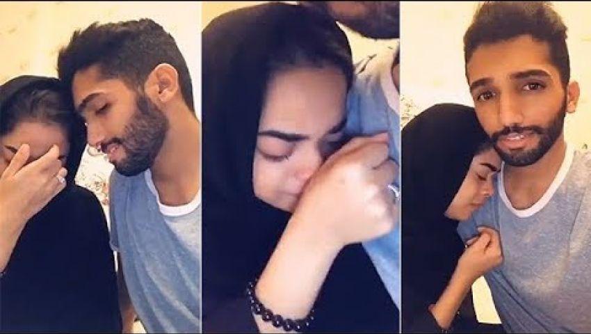 فيديو| انهيار الفنانة الإماراتية مشاعل الشحي.. الحجاب السبب