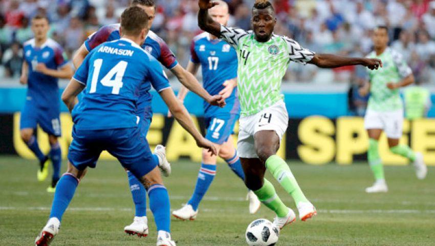 كيف منحت نيجيريا طوق النجاة لـ«التانجو»  في المونديال؟