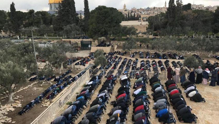 المقدسيون ينتصرون للقدس من «باب الرحمة».. هذا ما حدث في فلسطين