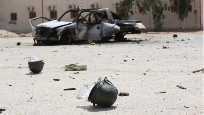 دي تسايت:  الحرب الليبية  تظهر  نقاط ضعف الاتحاد الأوروبي