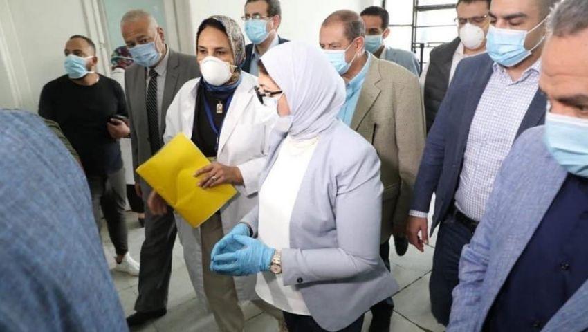 فيديو  بعد ارتفاع إصابات كورونا في مصر.. كيف استعدت وزارة الصحة؟