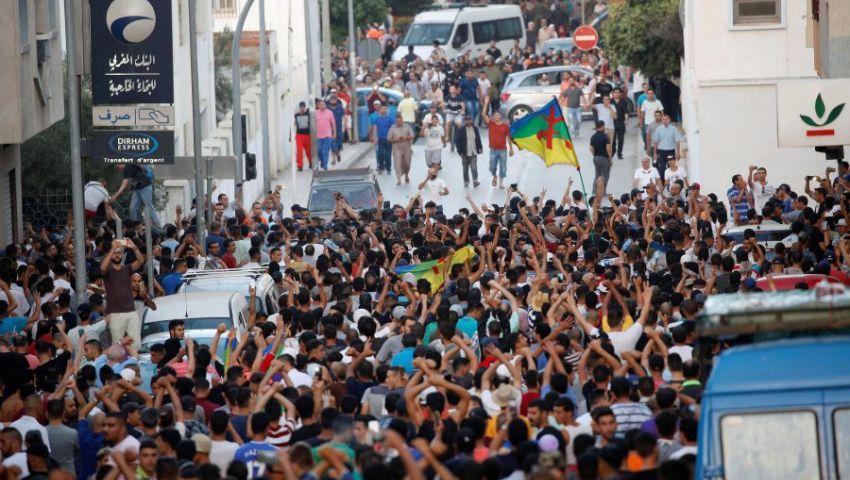 دعمًا للأقصى.. آلاف يشاركون في جمعة الغضب بالمغرب