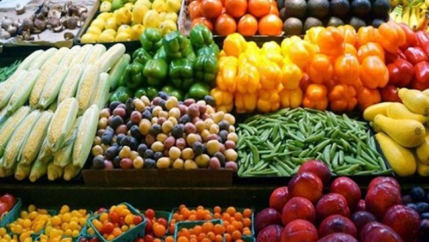 فيديو  أسعار الخضار والفاكهة اليوم الأربعاء 27-2-2019