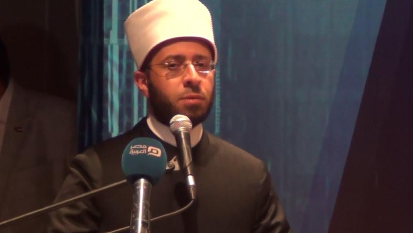 فيديو| أسامة الأزهري: لابد من وقفة حازمة ضد الدول الراعية للإرهاب