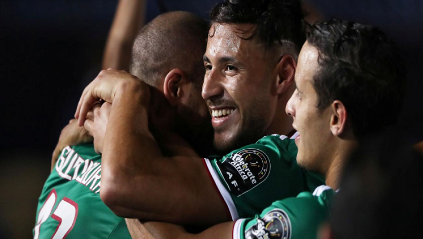 فيديو| الجزائر تتصدر مجموعتها بفوز ثمين أمام بتسوانا بتصفيات أفريقيا