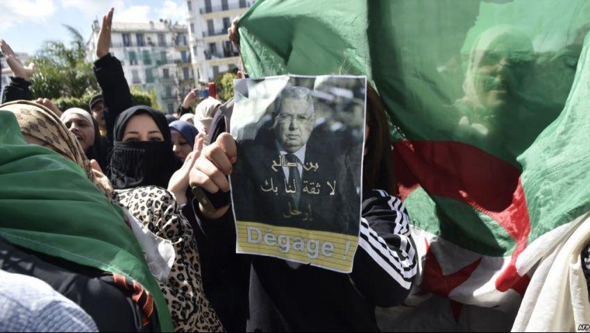 في الجمعة الـ 12 للحراك.. أسماء يطالب الجزائريون برحيلها