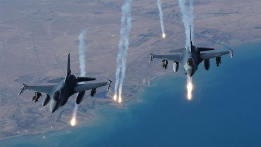 ضربة دولية تستهدف «دواعش» في العراق