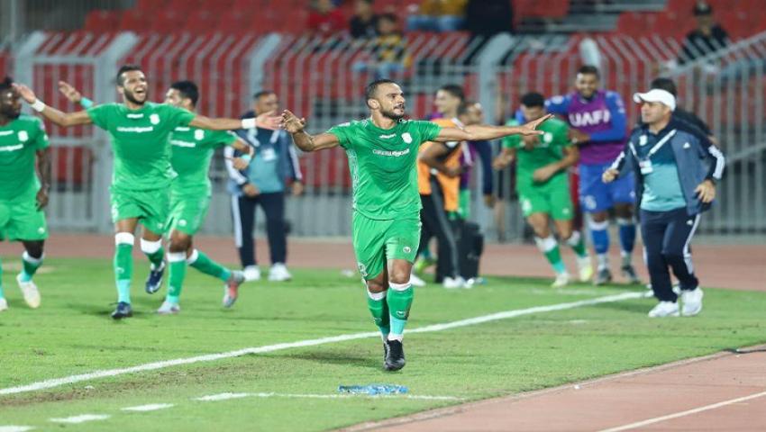 بالفيديو.. الاتحاد يطيح بذئاب الجبل ويتأهل لنصف نهائي كأس مصر