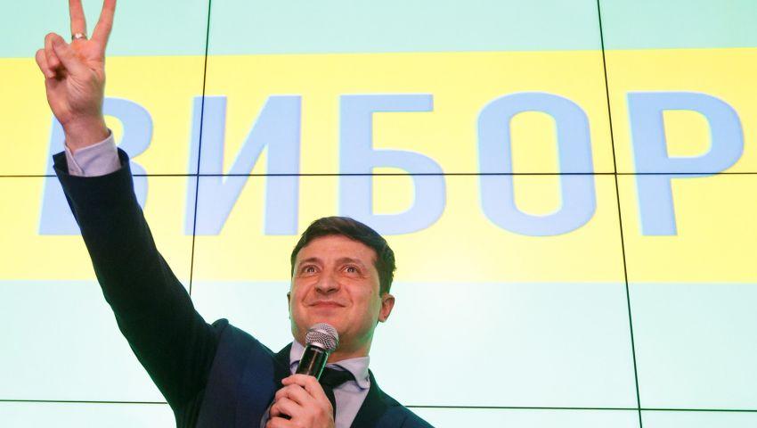 بعد تنصيبه رسميًا.. رئيس أوكرانيا يدعو لحل البرلمان وانتخابات مبكرة