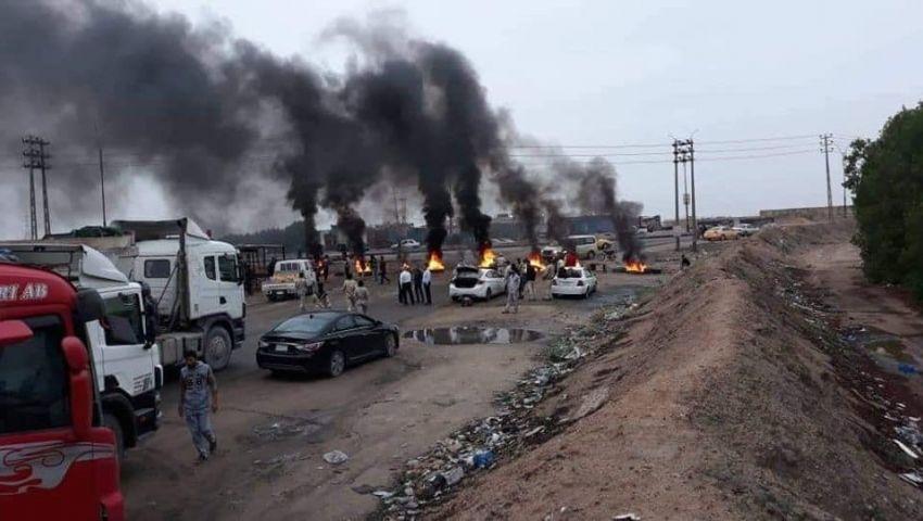 حصار حقول النفط.. هل تكون الورقة الرابحة للمحتجين في «بصرة العراق»؟