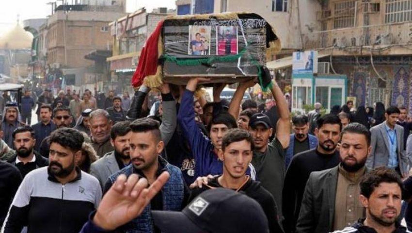 من يقتل المتظاهرينفي العراق؟
