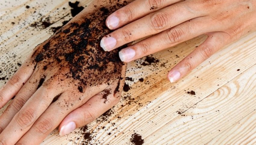 6 فوائد لـ«تفل القهوة»..نضارة للبشرة ونمو للشعر ويقلل «السلوليت»