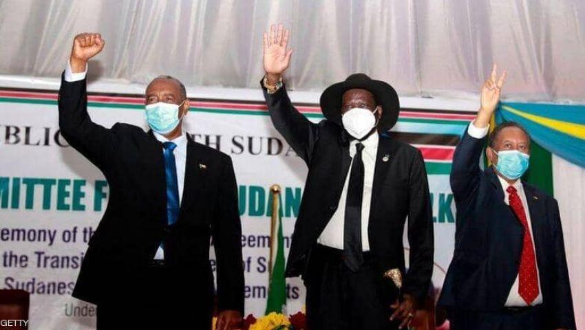 بحضور إقليمي ودولي.. السودان يوقع اتفاق سلام تاريخي مع المتمردين