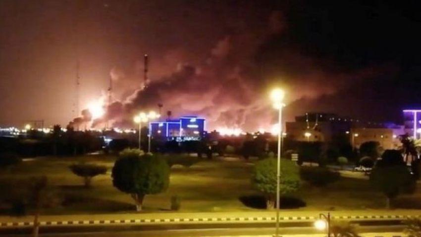 مجلة بريطانية: هجمات أرامكو تقرب الحرب المفتوحة بين إيران والسعودية