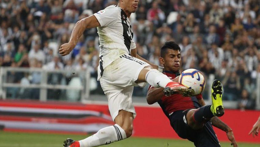 بث مباشر.. «يوفنتوس vs جنوى» بالدوري الإيطالي