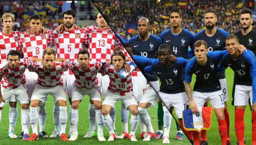 «فرنسا vs كرواتيا».. ترقب «تويتري» لنهائي مونديال روسيا 2018