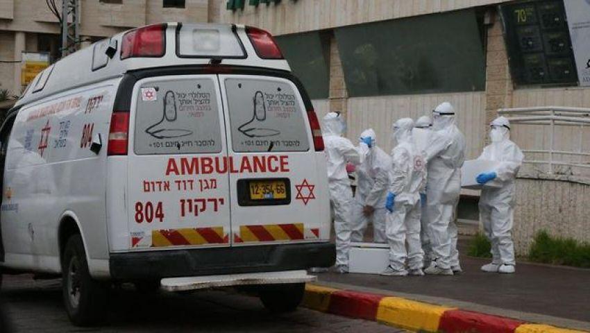 ارتفاع وفيات كورونا في «إسرائيل» إلى 101 والإصابات 10743
