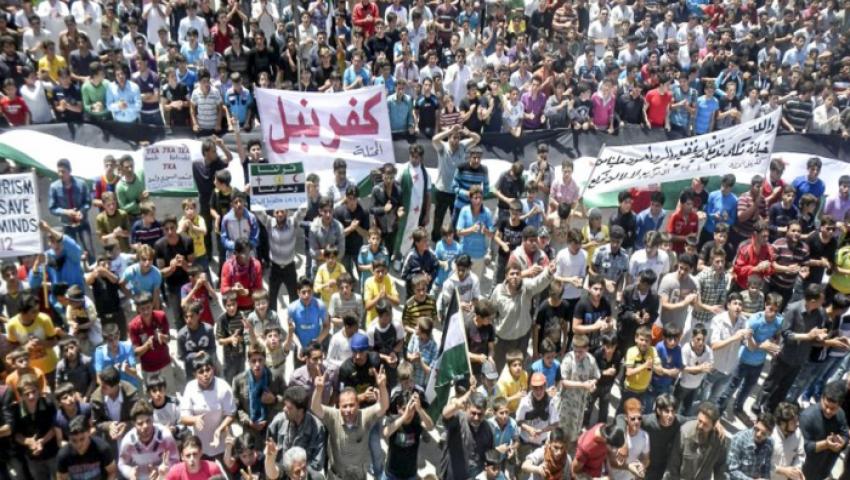 صحيفة ألمانية: «الربيع العربي» حلم توارى تحت الأنقاض