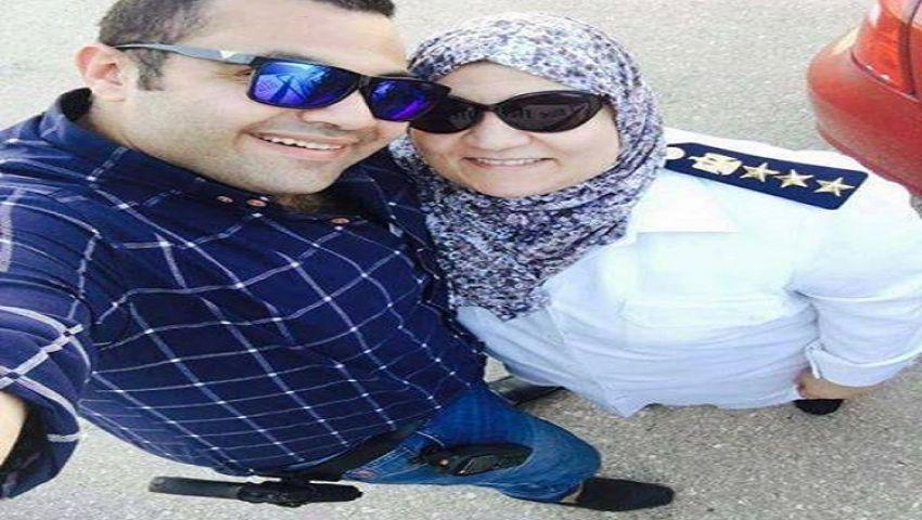 العميد نجوى الحجار.. شهيدة الشرطة في تفجير الكنيسة المرقسية بالإسكندرية