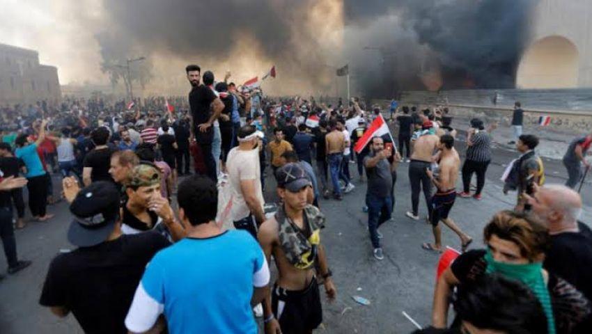 تقرير دولي: «مقذوفات فتاكة» تقتل المتظاهرين في العراق