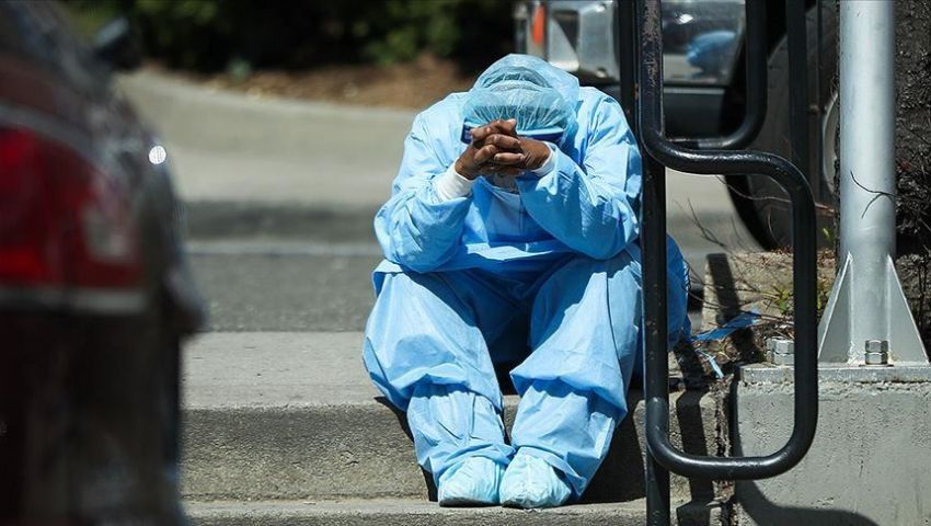 كورونا يخترق رئات البشرية.. وفيات الجائحة تتخطى الـ100 ألف