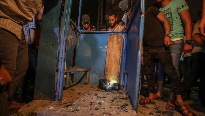 فيديو  شهداء واستنفار أمني وانفجارات مجهولة.. ماذا يحدث في غزة؟