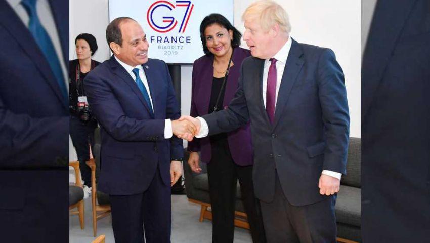 بالأرقام|علاقات مصر التجارية مع دول G7.. وخبير: تفتح منافذ للصادرات
