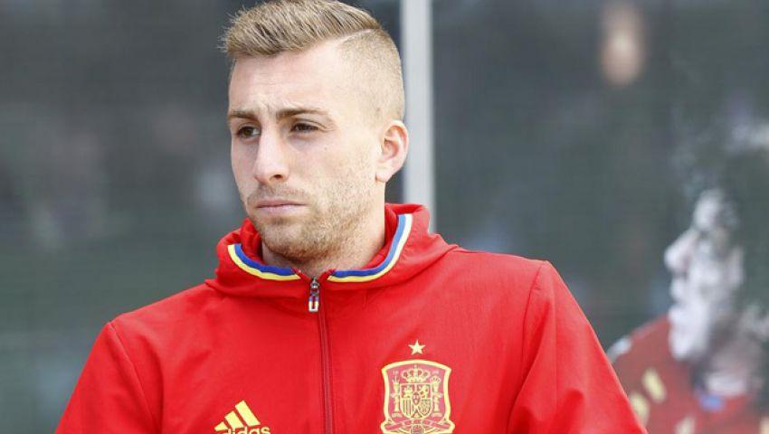 دولوفيو: اتمنى التواجد مع منتخب إسبانيا مجددا
