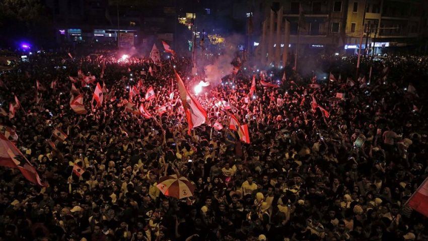 جارديان: احتجاجات لبنان .. الأكبر منذ «ثورة الأرز»