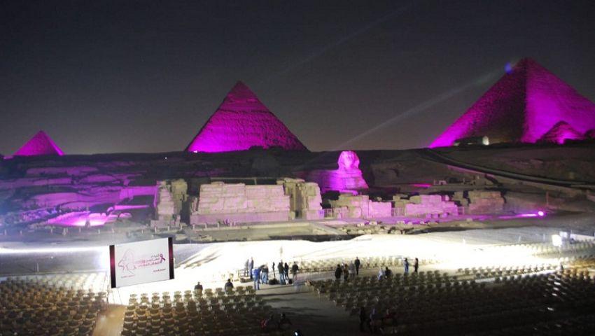 الجيزة تتزين والكأس يصل القاهرة..قرعة «أمم أفريقيا» تطلق غداً بالأهرامات