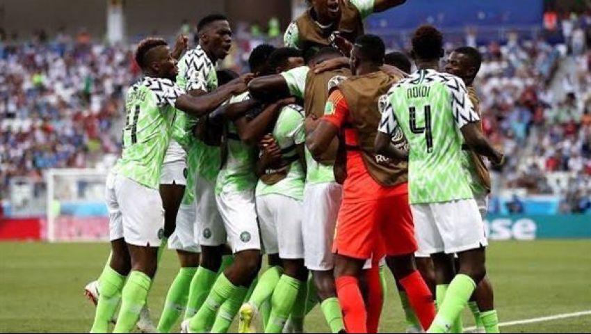 فيديو| أمم أفريقيا.. نيجيريا تلدغ جنوب أفريقيا وتتأهل لنصف النهائي