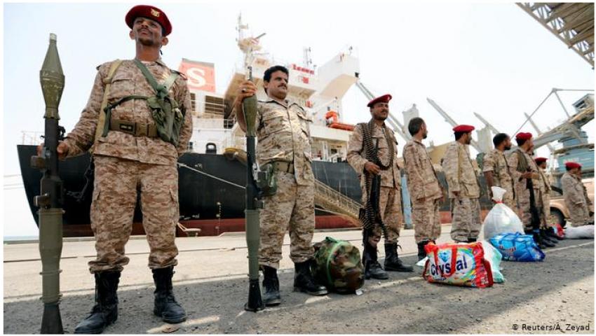 دويتشه فيله: إيران كلمة السر في انسحاب الإمارات الجزئي من اليمن
