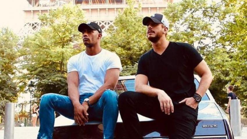 فيديو| «إنساي» ديو سعد لمجرد و محمد رمضان يتعدى 29 مليون مشاهدة