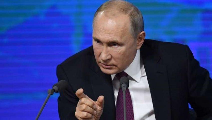 بوتين يدعو ترامب لزيارة روسيا في مايو 2020