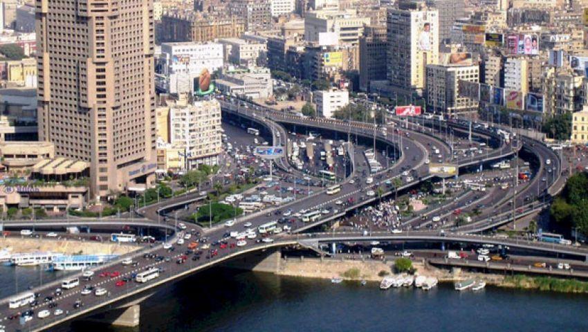 تعرف على الحالة المرورية في القاهرة الكبرى الجمعة 24-3-2017