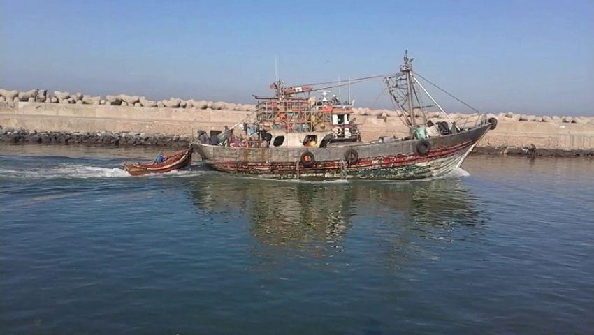 بالأسماء  اعتبار المفقودين في حادث مركب «ياسين الزهري» أمواتًا