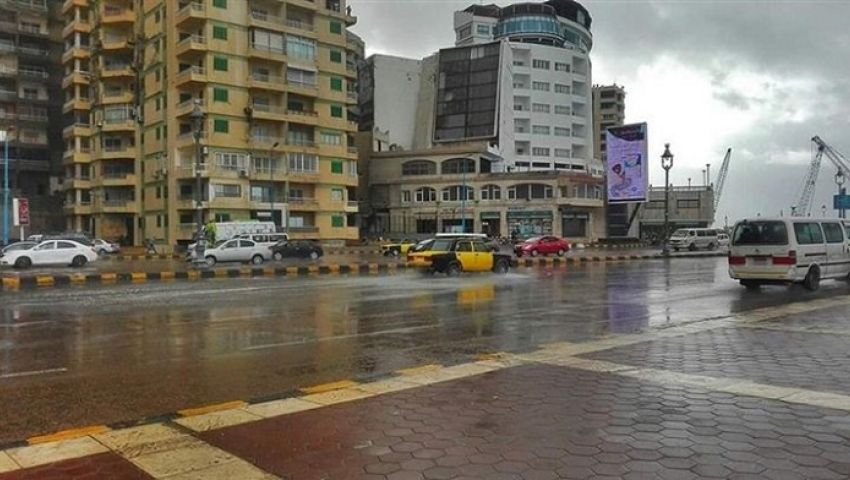 أماكن سقوط الأمطار خلال الـ72 ساعة المقبلةبالمحافظات.. سيول في بعض المناطق
