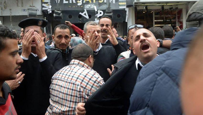 الحاج علي: مصر تواجه مؤامرة لزعزعة استقرارها